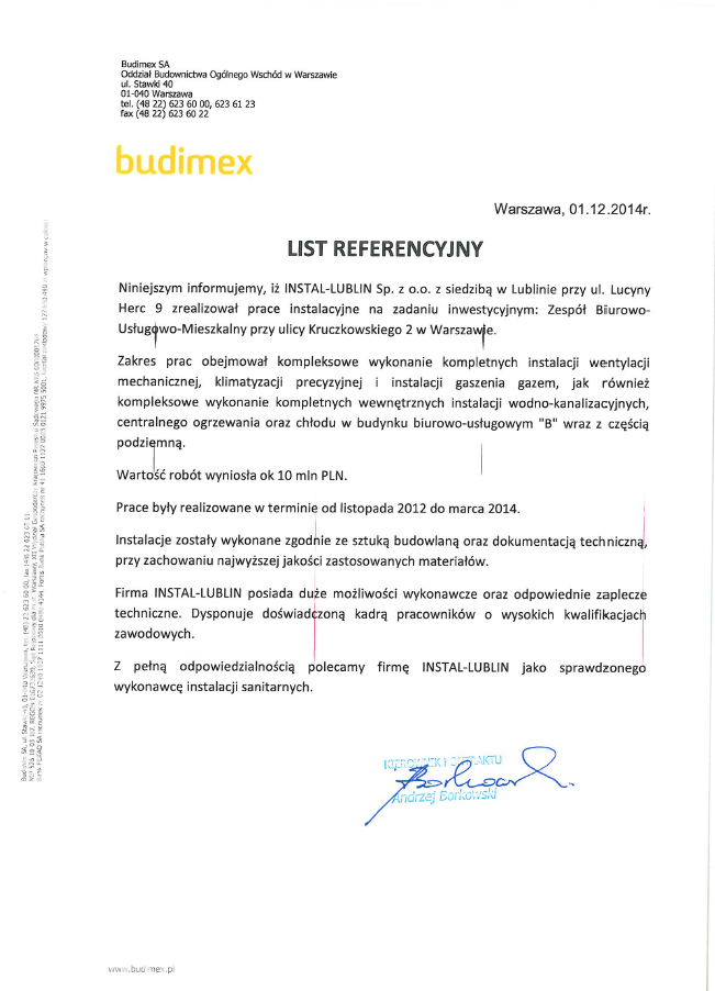 Budimex S.A.